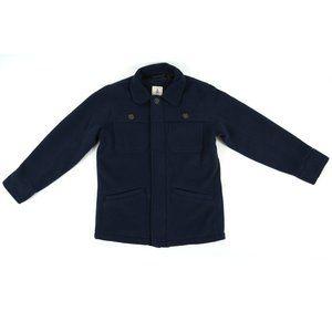 LANDS' END coat, boy's size S (8)